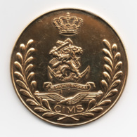 Netherlands: CIMS Je Maintiendrai. Military Coin, Medal - Andere Landen