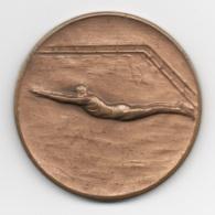 Netherlands: Marine Kringwedstrijd R.C. De Zwaardfisch. Military Coin, Medal - Medailles & Militaire Decoraties