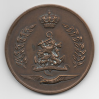 Netherlands: Equipe Floret. Military Coin, Medal - Medailles & Militaire Decoraties