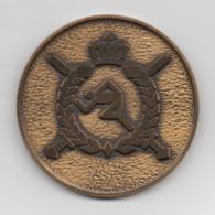 Netherlands: Sportorganisatie Koninklijke Landmacht. Military Coin, Medal - Medailles & Militaire Decoraties