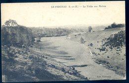 Cpa Du 95 Le Perchay La Vallée Aux Moines   YN45 - Sonstige Gemeinden