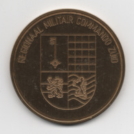 Netherlands: Regionaal Militair Commando Zuid. Military Coin, Medal - Andere Landen