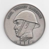 Netherlands: LKOL Tonnet Kazerne. Military Coin, Medal - Medailles & Militaire Decoraties