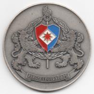Netherlands: Eerste Legerkorps. Military Coin, Medal - Medailles & Militaire Decoraties