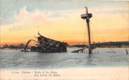 Cuba - Other / 05 - Habana - Wreck Of The Maine - Cuba