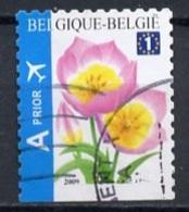 Belgique - Belgium - Belgien 2009 Y&T N°3853b - Michel N°3918Do (o) - A Prior Vp1 Tulipe - Used Stamps