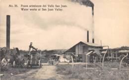 Cuba - Other / 19 - Pozos Artesianos Del Valle San Juan - Cuba