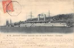 Curaçao / 45 - Zeeland - Belle Oblitération - Curaçao