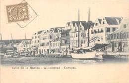 Curaçao / 47 - Calle De La Marina - Belle Oblitération - Curaçao