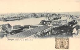 Curaçao / 53 - El Puerto De Willemstad - Curaçao