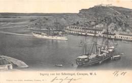 Curaçao / 54 - Ingang Van Het Schottegat - Curaçao
