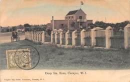 Curaçao / 58 - Dorp Santa Rosa - Belle Oblitération - Défaut - Curaçao