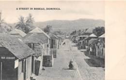 Dominique / 02 - A Street In Roseau - Dominique