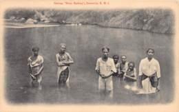 Dominique / 13 - Natives River Bathing - Dominique