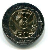 200 Dinars 2018/1439 - FDC - Algérie