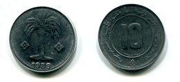 10 Centimes 1989 Type Palmier FDC - Algérie