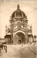 BRUXELLES - Eglise Ste Marie - Oblitération De 1927 - Ern. Thill, Série 1, N° 7 - Schaerbeek - Schaarbeek