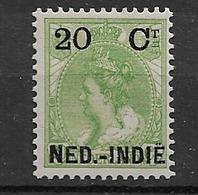 1900 MH Nederlands Indië NVPH 34 - Niederländisch-Indien