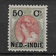 1900 MNG Nederlands Indië NVPH 36 - Niederländisch-Indien