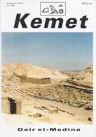 Egypt: Kemet Magazine, Juli 1996, Jrg. 5, Heft 3 - Tijdschriften