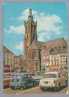 NL.- ROERMOND. Markt Met Sint Christoforus Kathedraal. Old Cars. - Kerken En Kathedralen