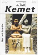Egypt: Kemet Magazine, Oktober 1997, Jrg. 6, Heft 4 - Tijdschriften