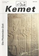 Egypt: Kemet Magazine, 1998, Jrg. 7, Heft 1, 2, 3, 4 - Tijdschriften
