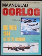 Maandblad Oorlog 3de Jaargang April 1980 Nr 4 - Tijdschriften