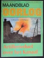 Maandblad Oorlog 3de Jaargang Augustus 1980 Nr 8 - Revues & Journaux