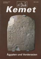 Egypt: Kemet Magazine, 2000, Jrg. 9, Heft 1, 2, 3, 4 - Tijdschriften