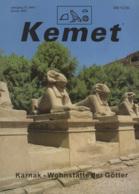 Egypt: Kemet Magazine, 2001, Jrg. 10, Heft 1, 2, 3, 4 - Tijdschriften