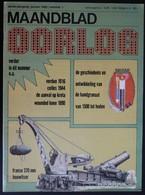 Maandblad Oorlog 3de Jaargang Januari 1980 Nr 1 - Revues & Journaux