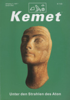 Egypt: Kemet Magazine, 2002, Jrg. 11, Heft 1, 2, 3, 4 - Tijdschriften