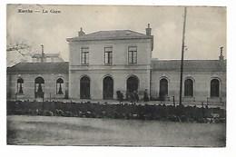 Marche - La Gare. - Marche-en-Famenne