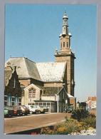 NL.- KATWIJK Aan ZEE. Herv. Nieuwe Kerk. Voorstraat. Old Cars. - Kerken En Kathedralen