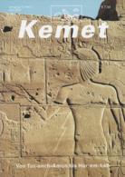 Egypt: Kemet Magazine, April 2004, Jrg. 13, Heft 2 - Tijdschriften