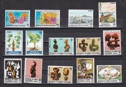 Guinea Ecuatorial Año 1984 Completo - Guinea Ecuatorial