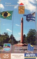 TARJETA TELEFONICA DE URUGUAY, 337a (006) - Uruguay