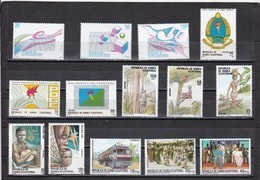 Guinea Ecuatorial Año 1988 Completo - Guinea Ecuatorial