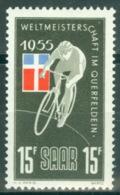 Saarland 357 ** Postfrisch - 1947-56 Allierte Besetzung