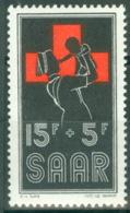 Saarland 360 ** Postfrisch - 1947-56 Allierte Besetzung