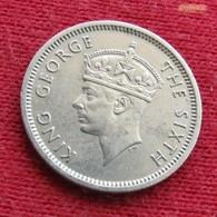 Southern Rhodesia 6 Six Pence 1950 KM# 21 *V1 Rodesia Rhodesie - Rhodésie