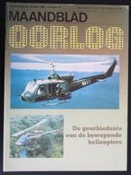 Maandblad Oorlog 3de Jaargang Oktober 1980 Nr 10 - Revues & Journaux