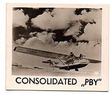 Airplaines No # 19 Consolidated PBY V.S. Pepermunt Van Slooten NV Leeuwarden, Serie 2 Luchtvaart Holland (CF-29) - Andere