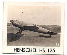 Airplaines No # 33 Henschel HS125 Pepermunt Van Slooten NV Leeuwarden, Serie 2 Luchtvaart Holland (CF-31) - Commerciële Luchtvaart