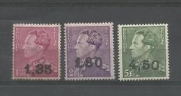 OCB 724X  ==> 724Z ** Postfris Zonder Scharnier - Belgique