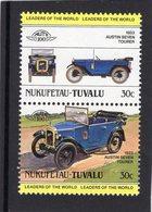 Austin Seven Tourer  (1923)  -  2v Se-tenant MNH  -  Nukufetau-Tuvalu - Voitures