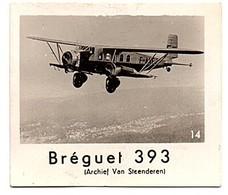 Airplaines No # 14 Bréguet 393 HS125 Pepermunt Van Slooten NV Leeuwarden, Serie 2 Luchtvaart Holland (CF-32) - Andere