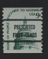 USA 1234 SCOTT 1591 PRESORTED FIRST CLASS - Stati Uniti
