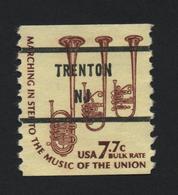 USA 1239 SCOTT 1614 TRENTON NJ - Estados Unidos